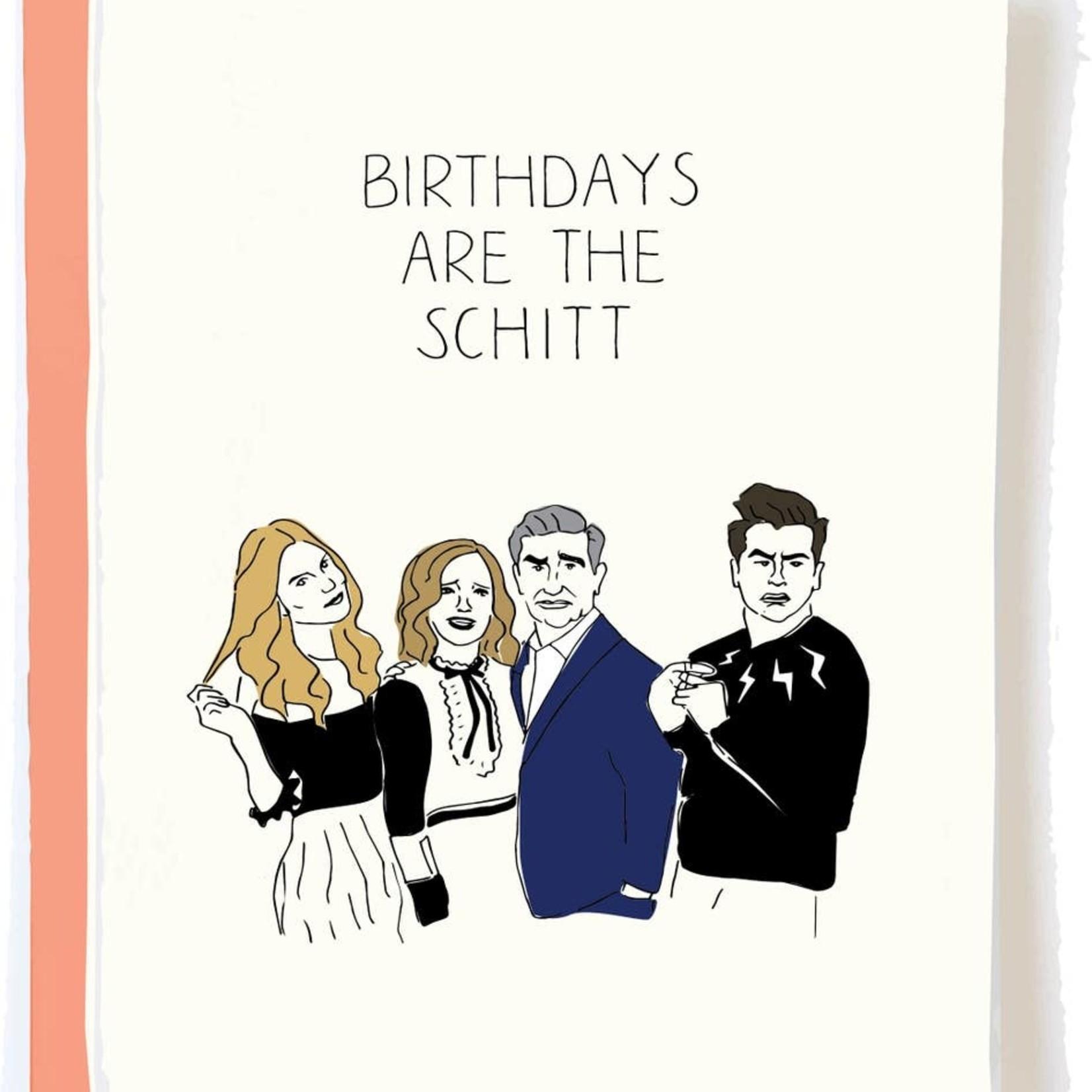 Pop + Paper Pop & Paper Schitt's Creek Birthday