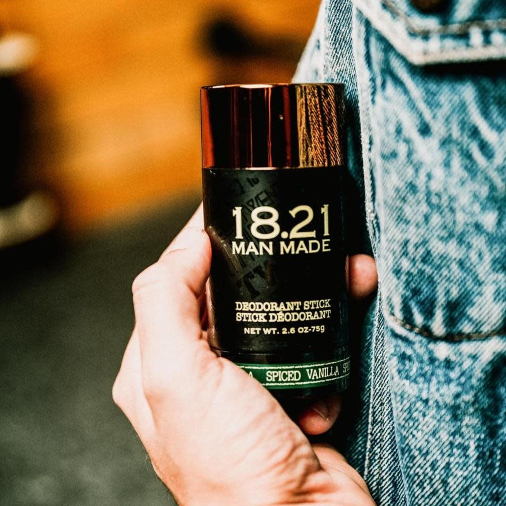 18.21 Man Made 18.21 Man Made Deodorant 2.6 oz Spiced Vanilla