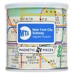 Geotoys Geotoys Magnetic Puzzle  New York Subway