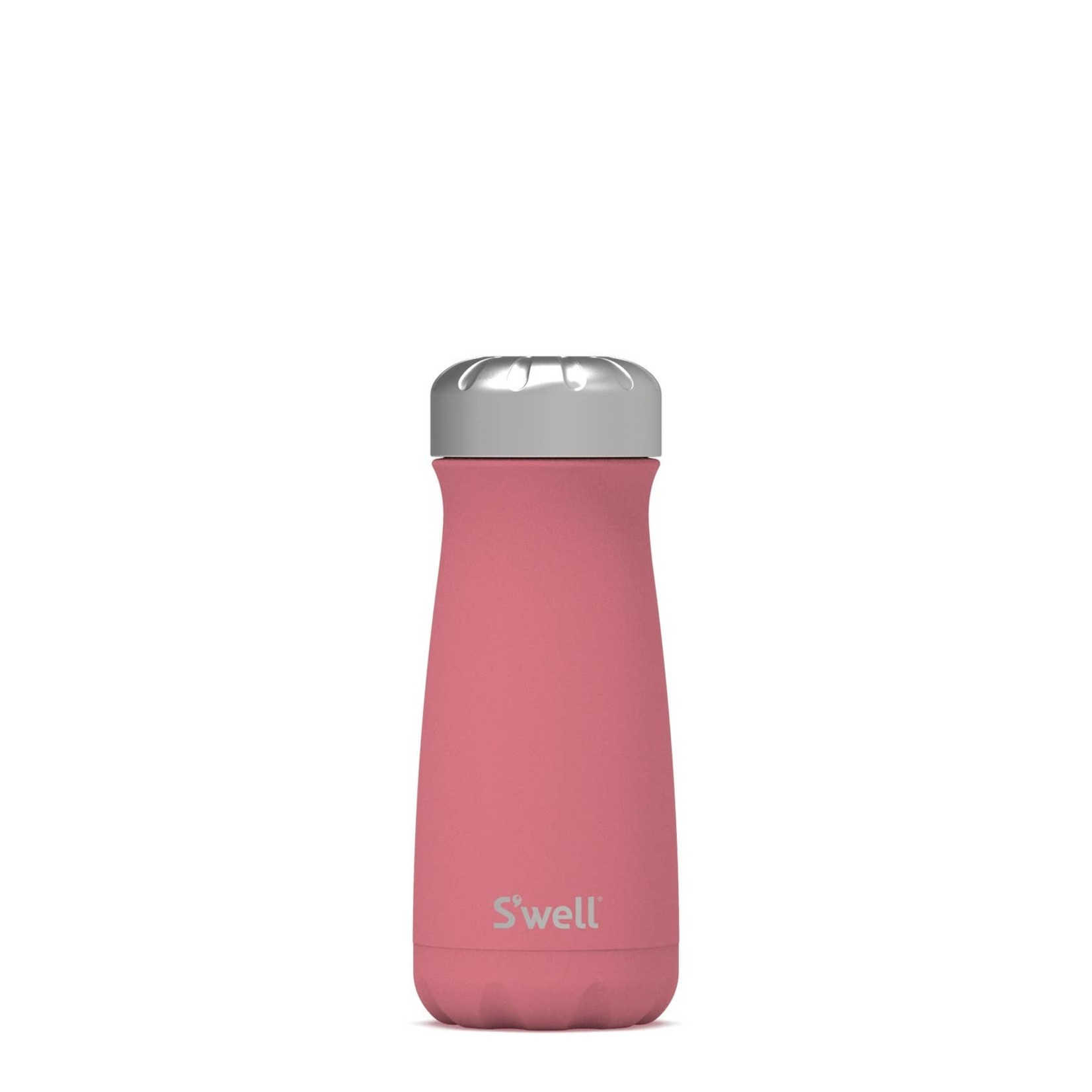 S'well S'well Bottle Traveler 16oz Stone Coral Reef
