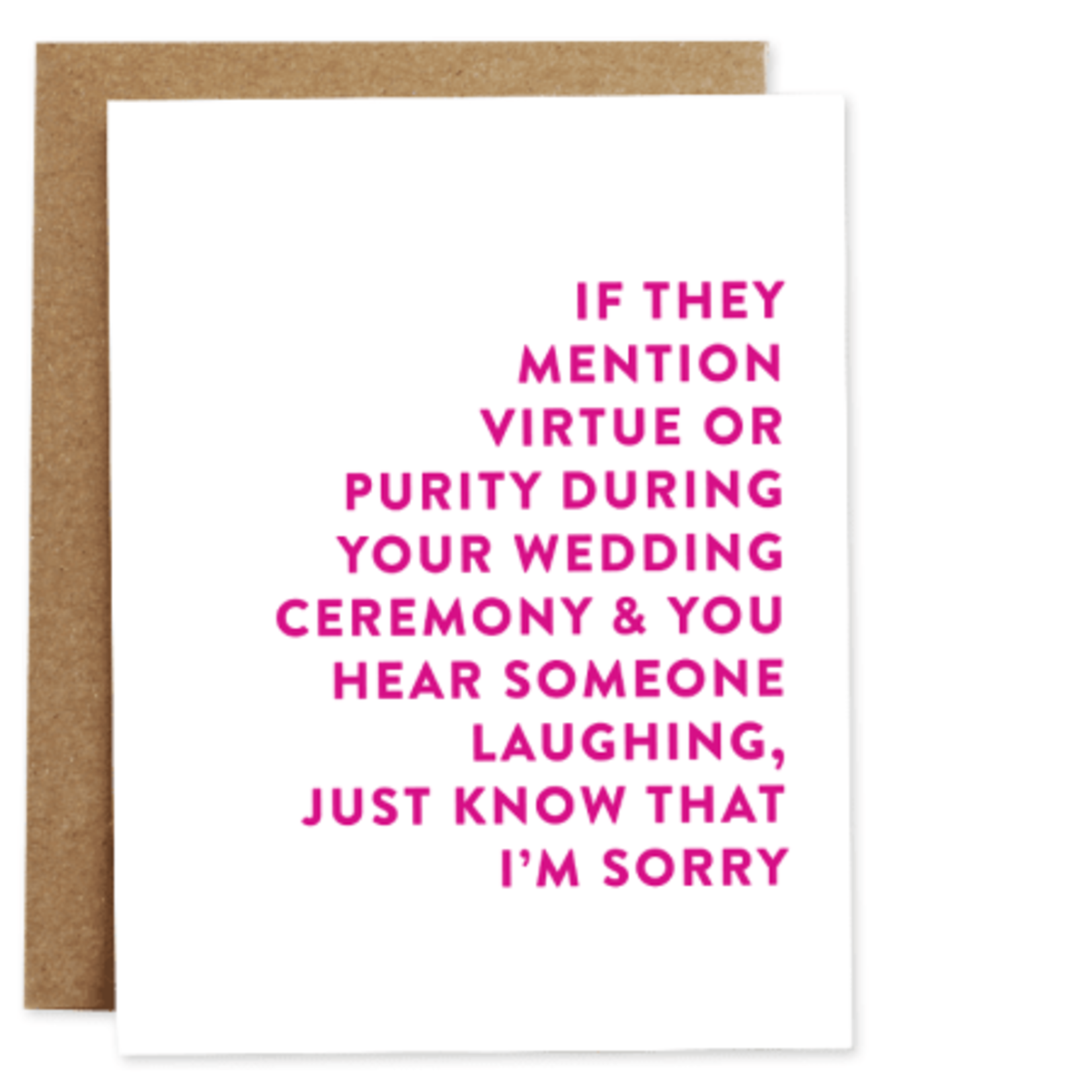 Rhubarb Virtue Wedding