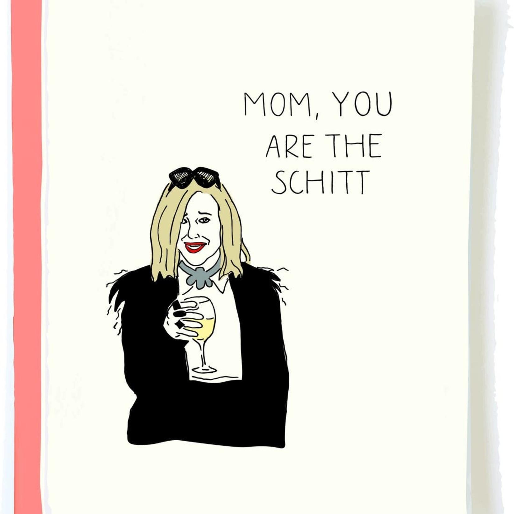 Pop + Paper Pop & Paper Schitt's Creek Mom