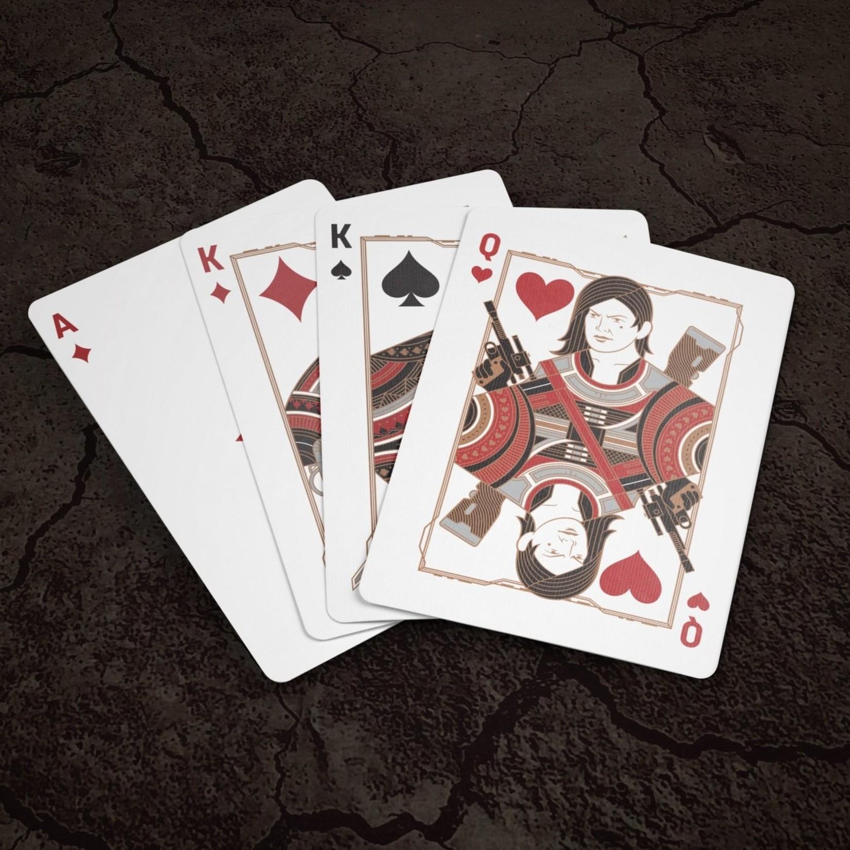 Theory 11 Theory 11 Playing Cards Mandolorian