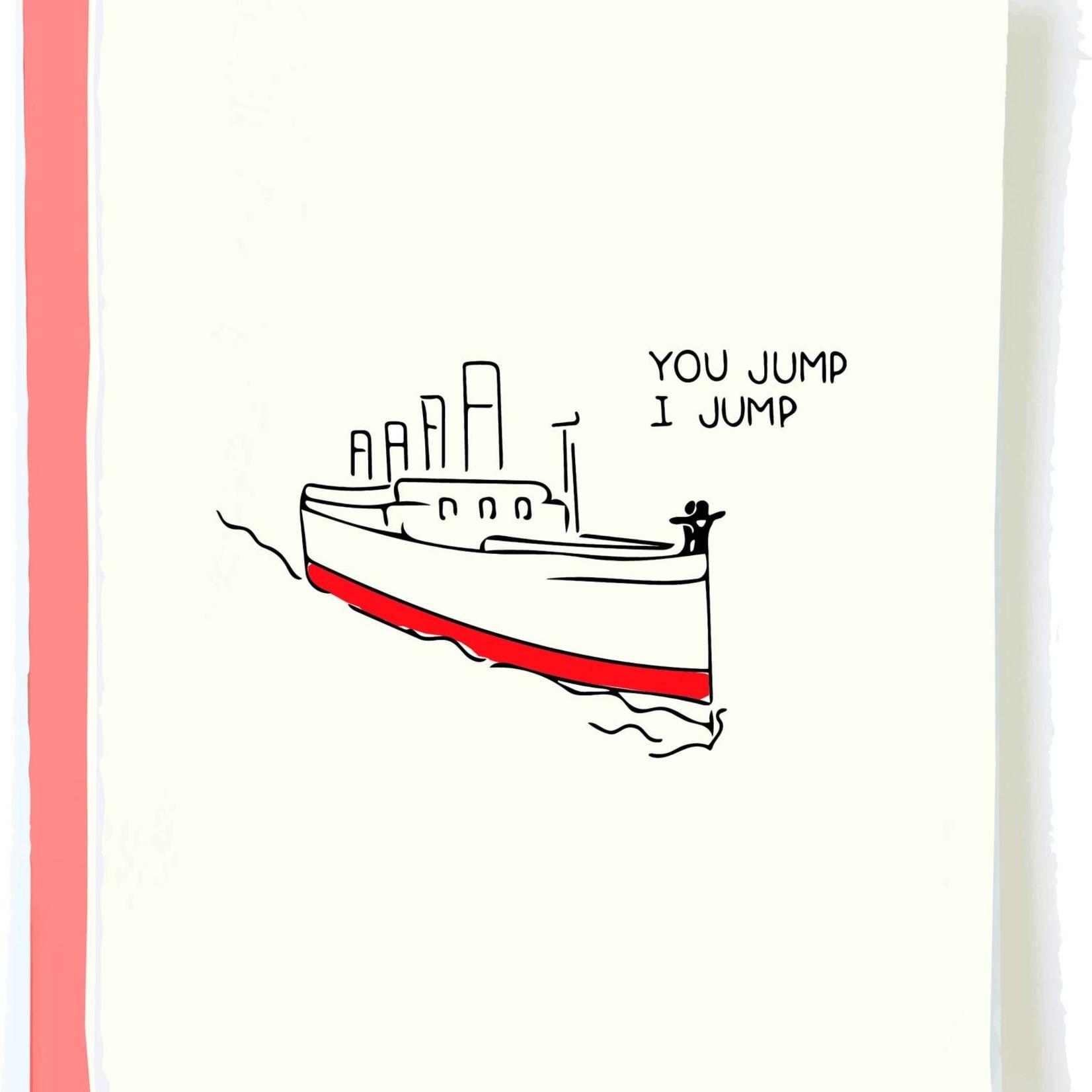 Pop + Paper Pop & Paper Titanic You Jump