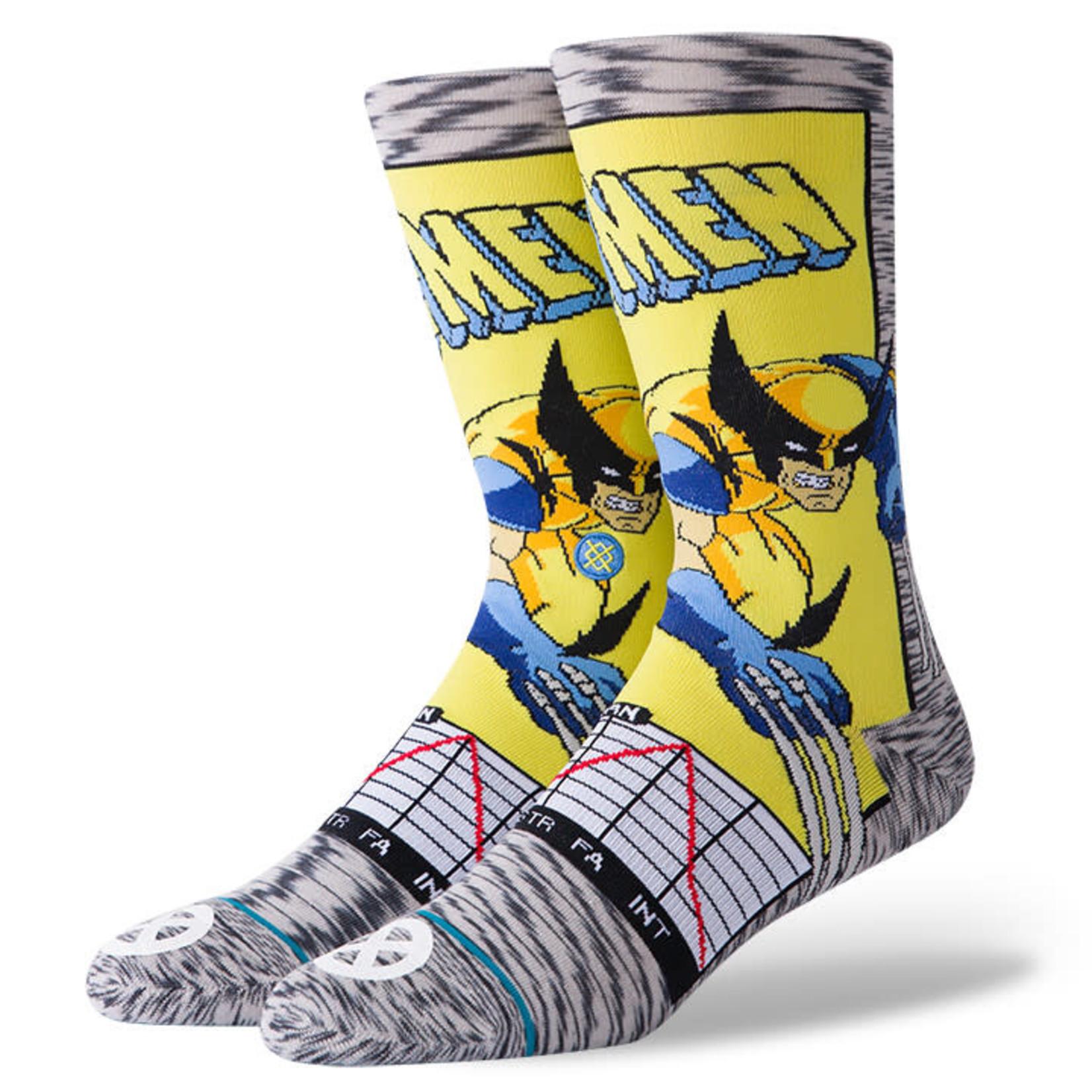 Stance Stance Mens Sock Wolverine Comic L (9-13)