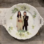 Camp Mercantile Camp Mercantile Sonny & Cher Plate Special Edition
