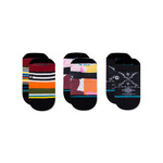 Stance Stance Kids Sock Crayon Soup 3 PACK Baby (3-6M)
