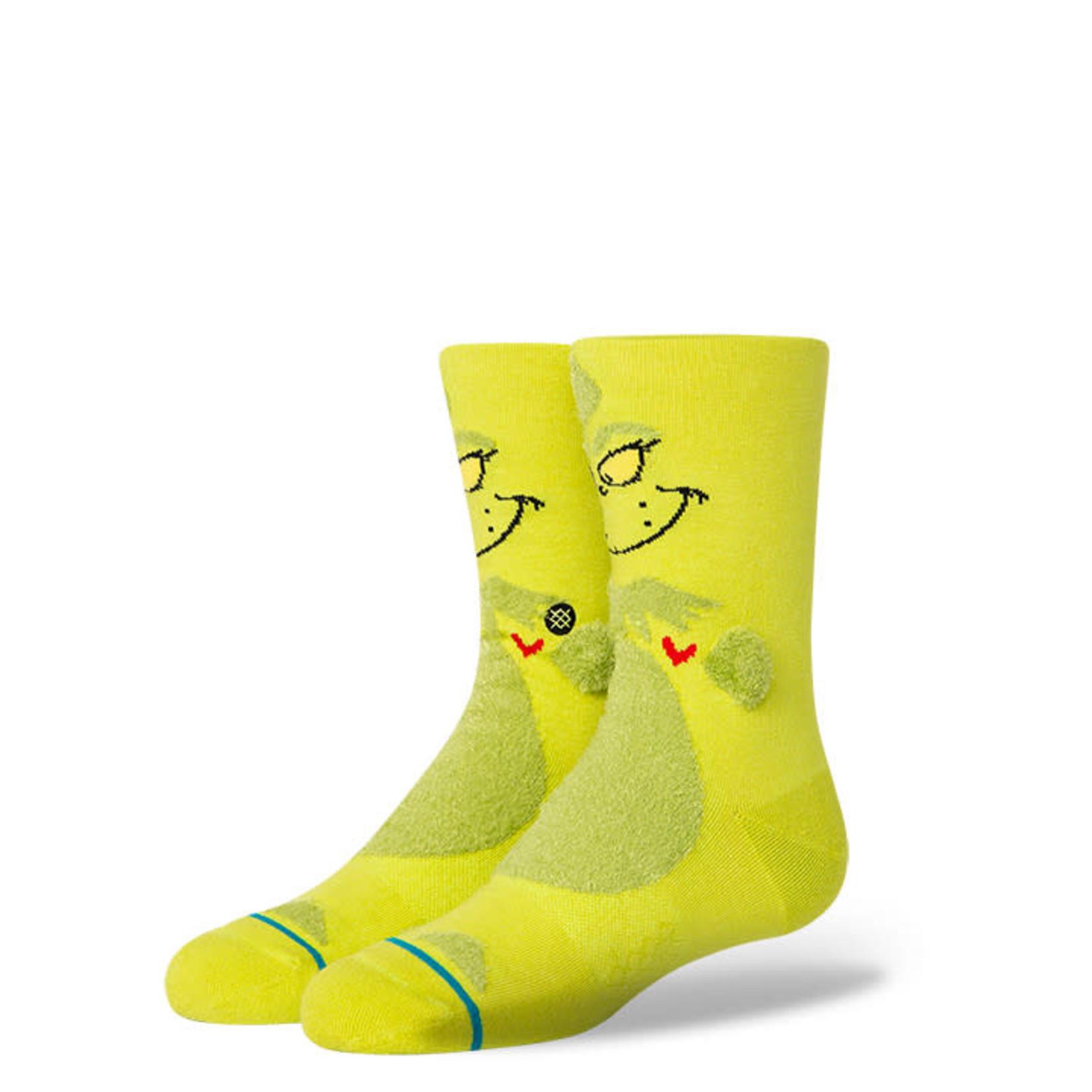 Stance Stance Kids Sock  3D GRINCH M (11-1)