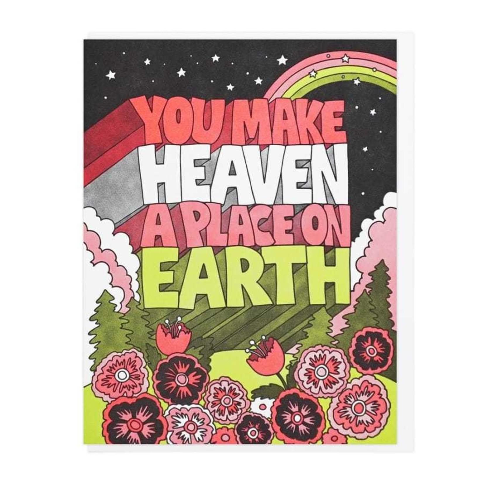 Lucky Horse Press Lucky Horse You Make Heaven A Place On Earth