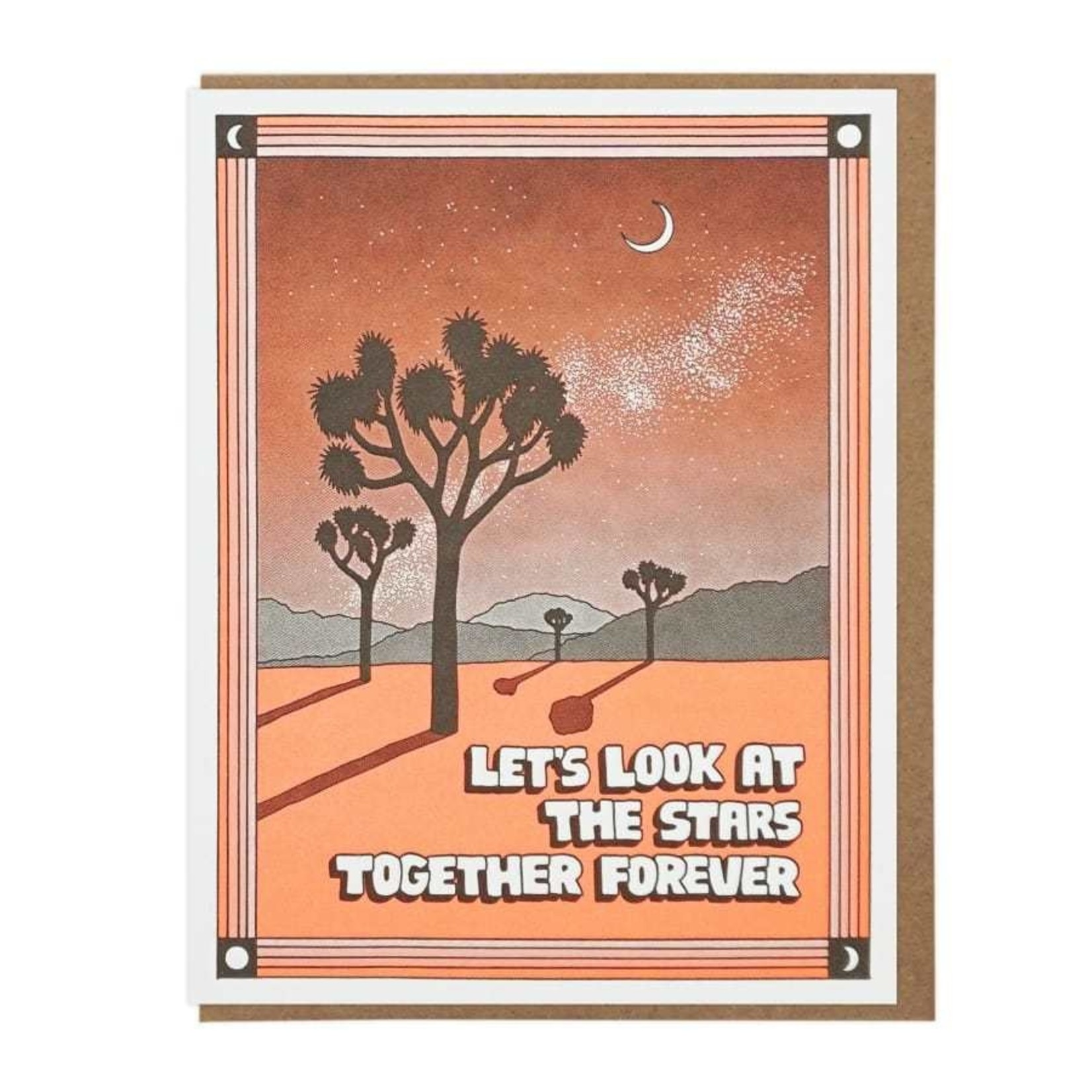 Lucky Horse Press Lucky Horse Let's Look At The Stars Together Forever