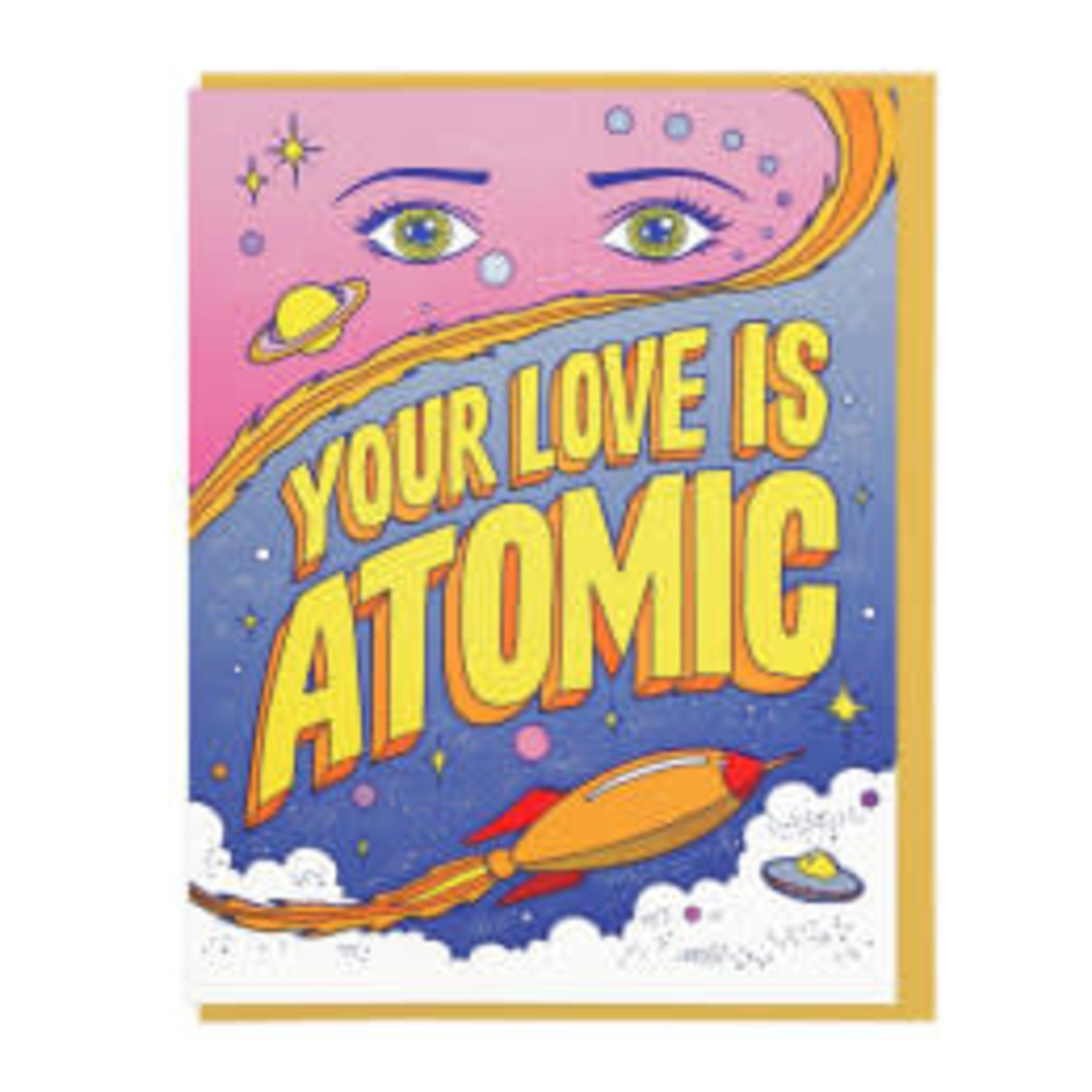 Lucky Horse Press Lucky Horse Your Love Is Atomic