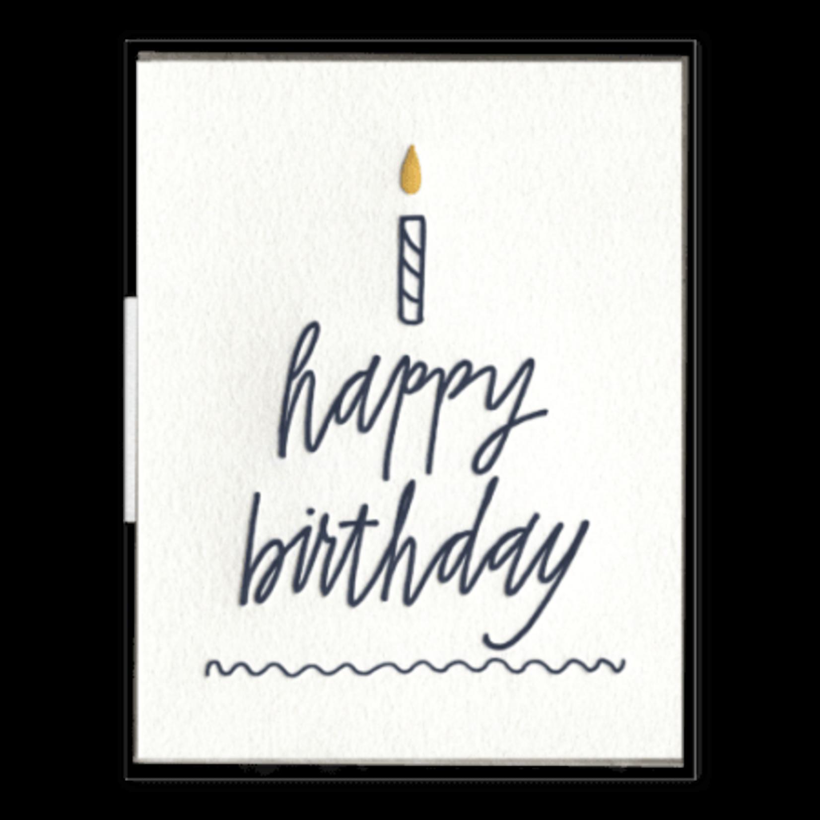 Ink Meets Paper Ink Meets Paper Happy Birthday Cake