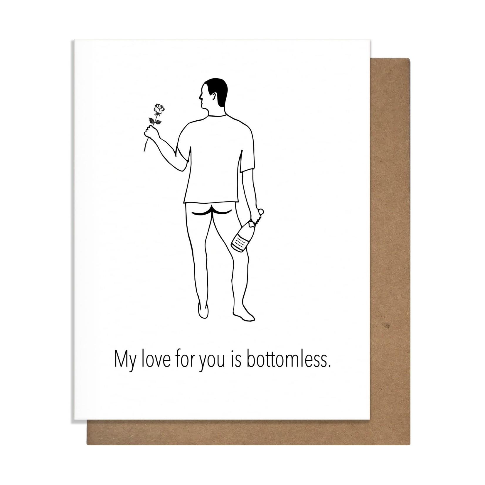 Pretty Alright Bottomless Love