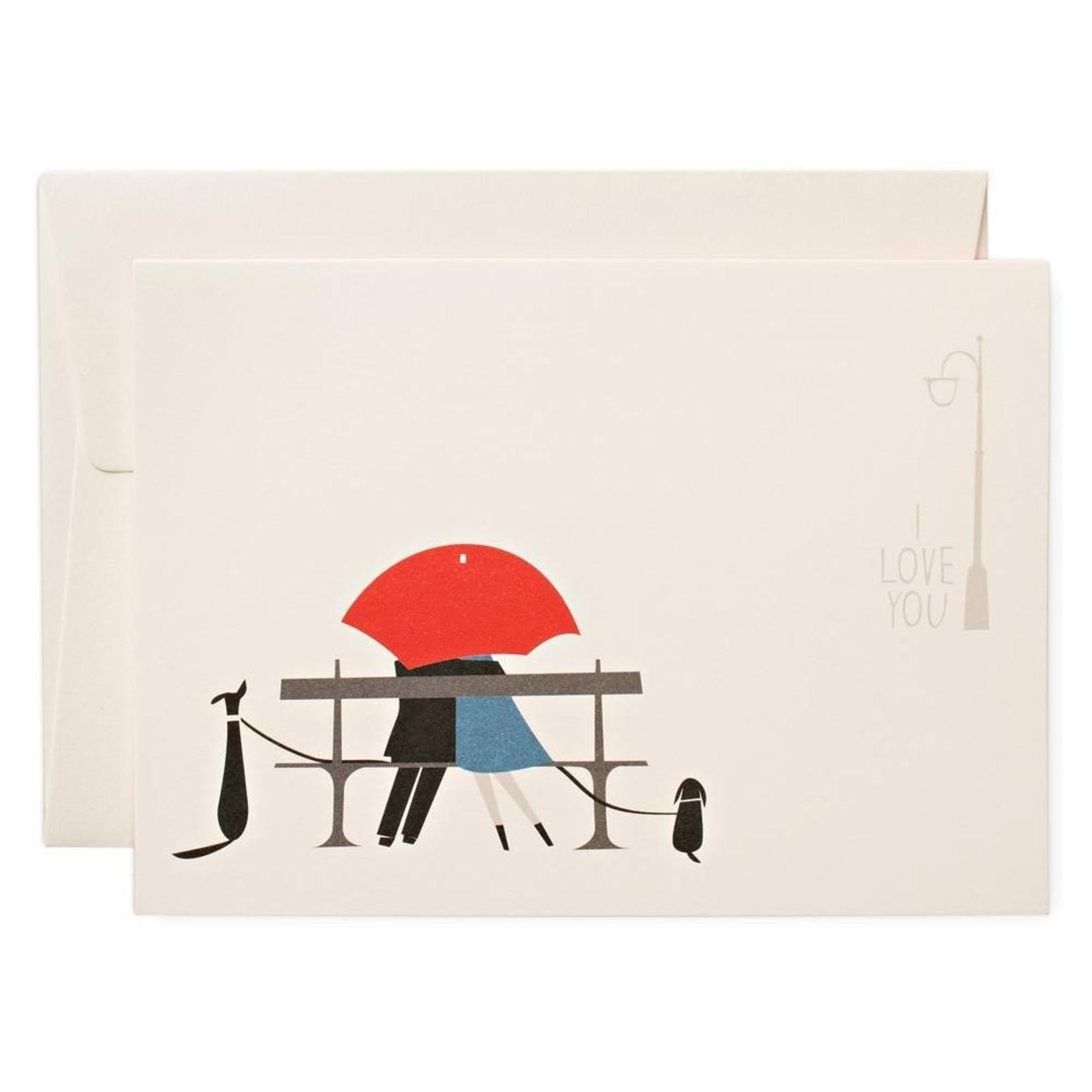 Pleased to Meet Pleased to Meet Love Red Umbrella