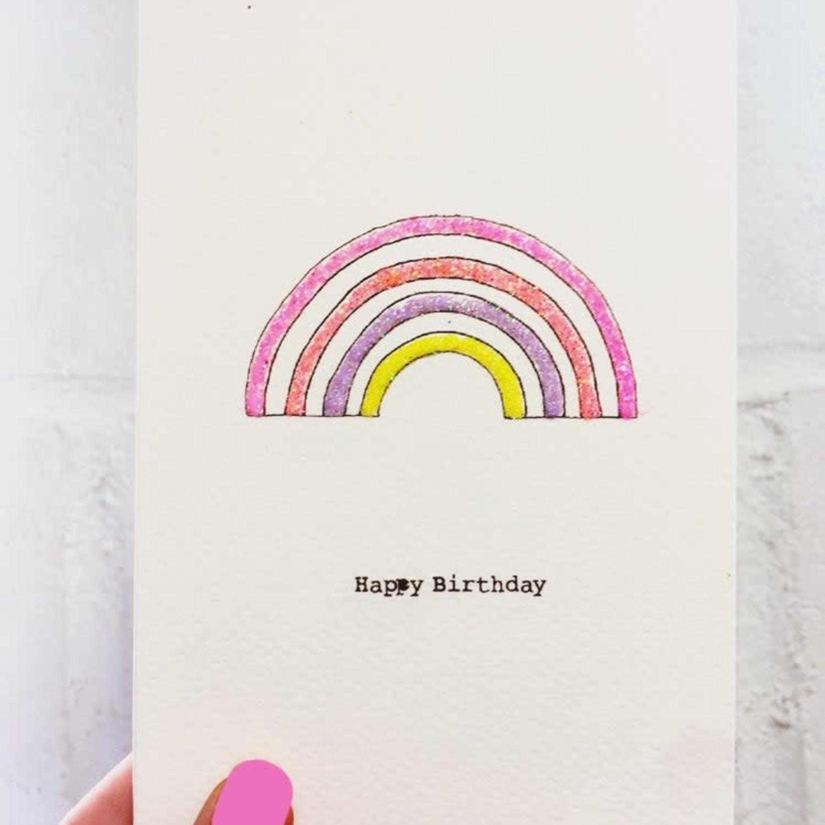 Rosie Wonders Birthday Rainbow