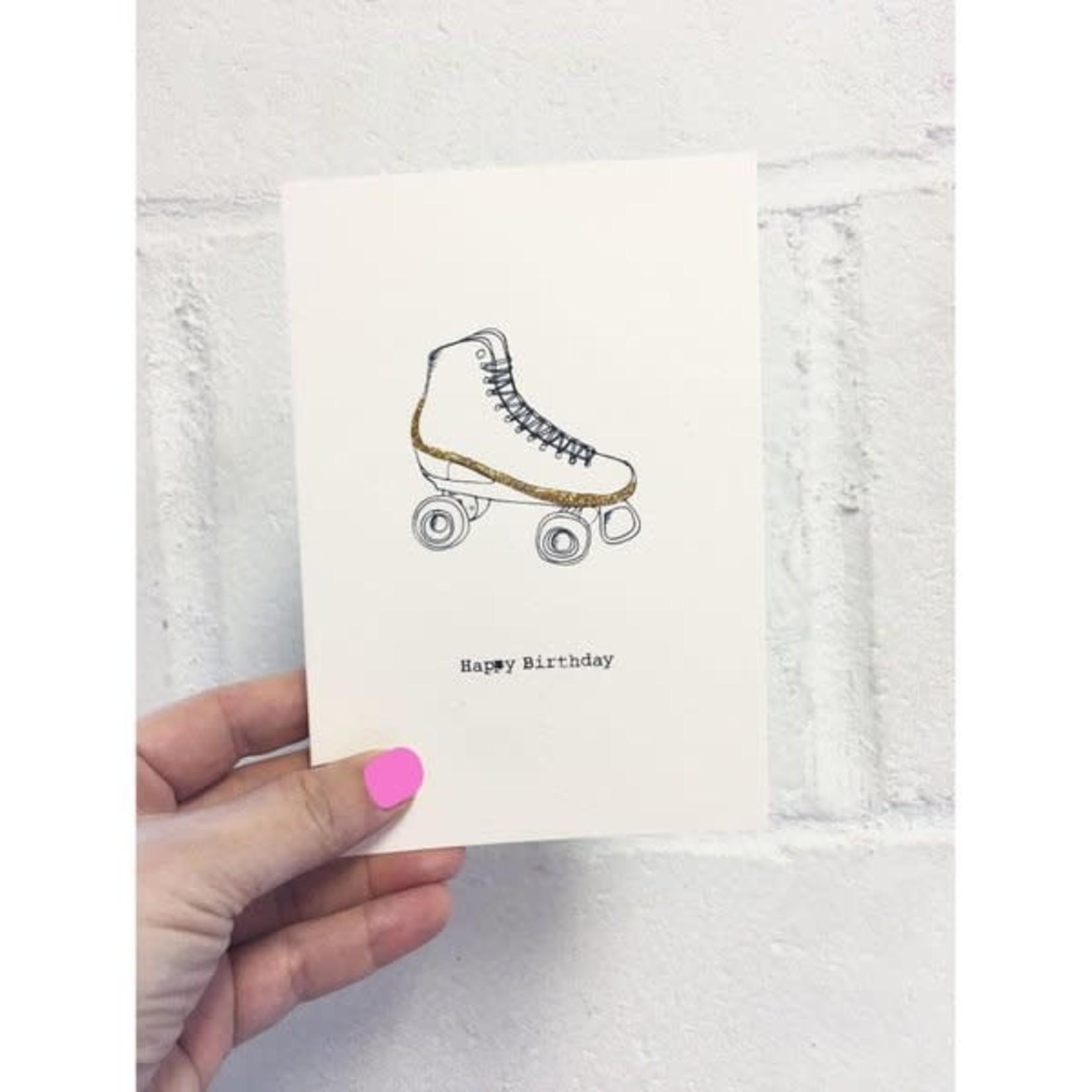 Rosie Wonders Birthday Rollerskate