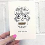 Rosie Wonders Birthday Skull Birthday