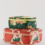 Baggu Baggu Storage Cube Set Backyard Fruit