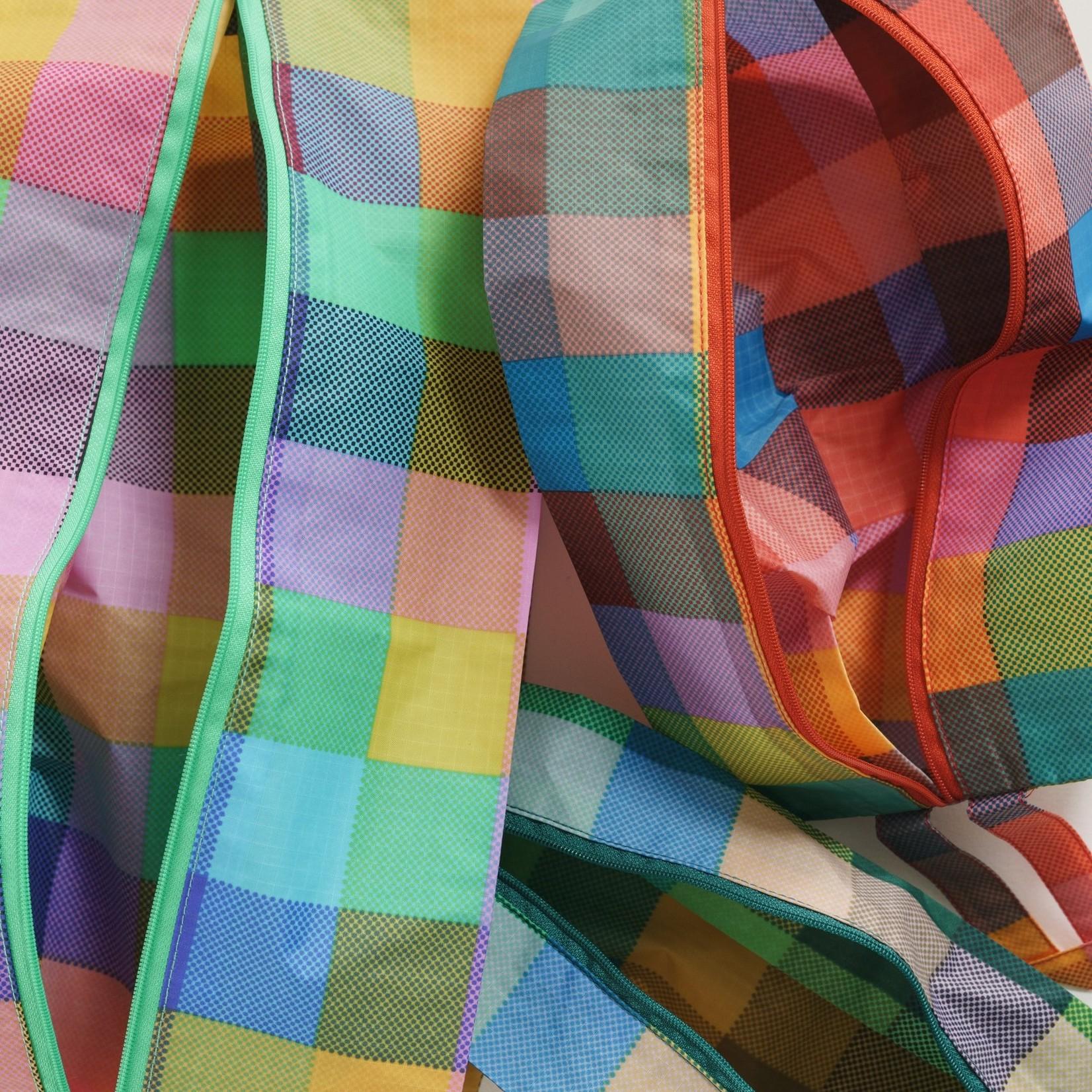 Baggu Baggu 3D Zip Set Madras Mix