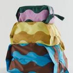 Baggu Baggu 3D - Zip Set Wavy Stripes