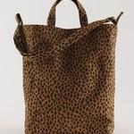 Baggu Baggu Canvas Duck Bag Leopard-Nutmeg