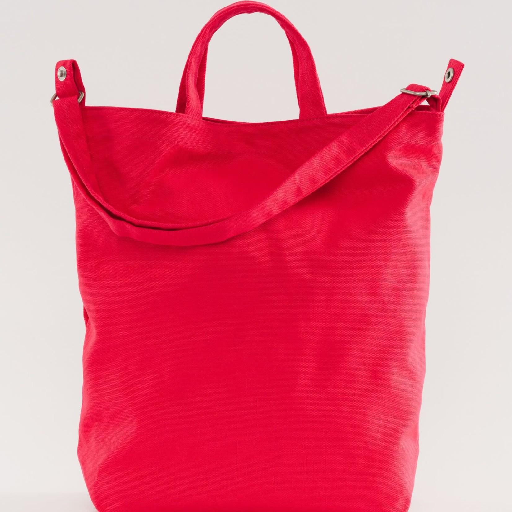 Baggu Baggu Canvas Duck Bag Punch Red