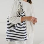 Baggu Baggu Canvas Duck Bag Sailor Stripe