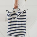 Baggu Baggu Canvas Duck Bag Sailor Stripe