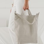 Baggu Baggu Canvas Duck Bag Natural-Grid