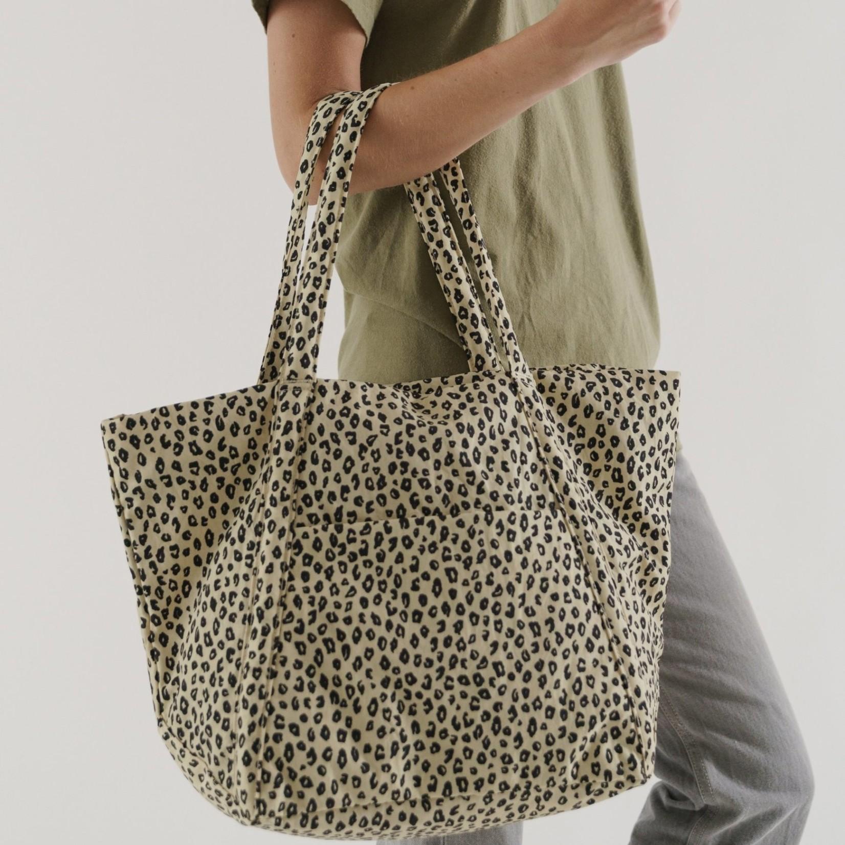 Baggu Baggu Cloud Bag Honey Leopard