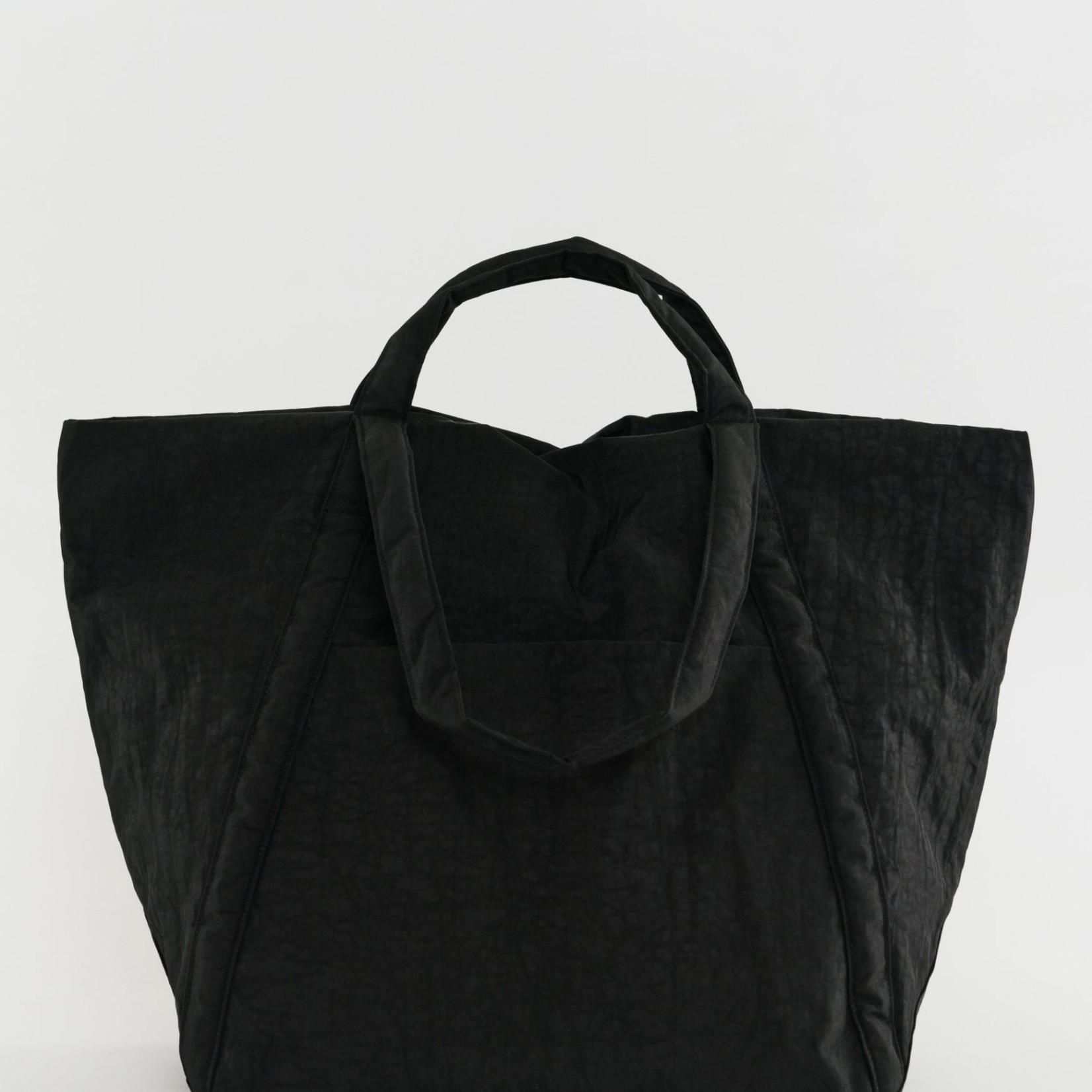 Baggu Baggu Travel Cloud Bag Black