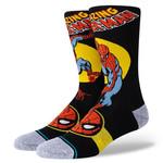 Stance Stance Socks Spider Man Marque L (Men 9-13 / Women 11-14)