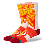 Stance Stance Mens Socks iron Man Marque L (9-13)