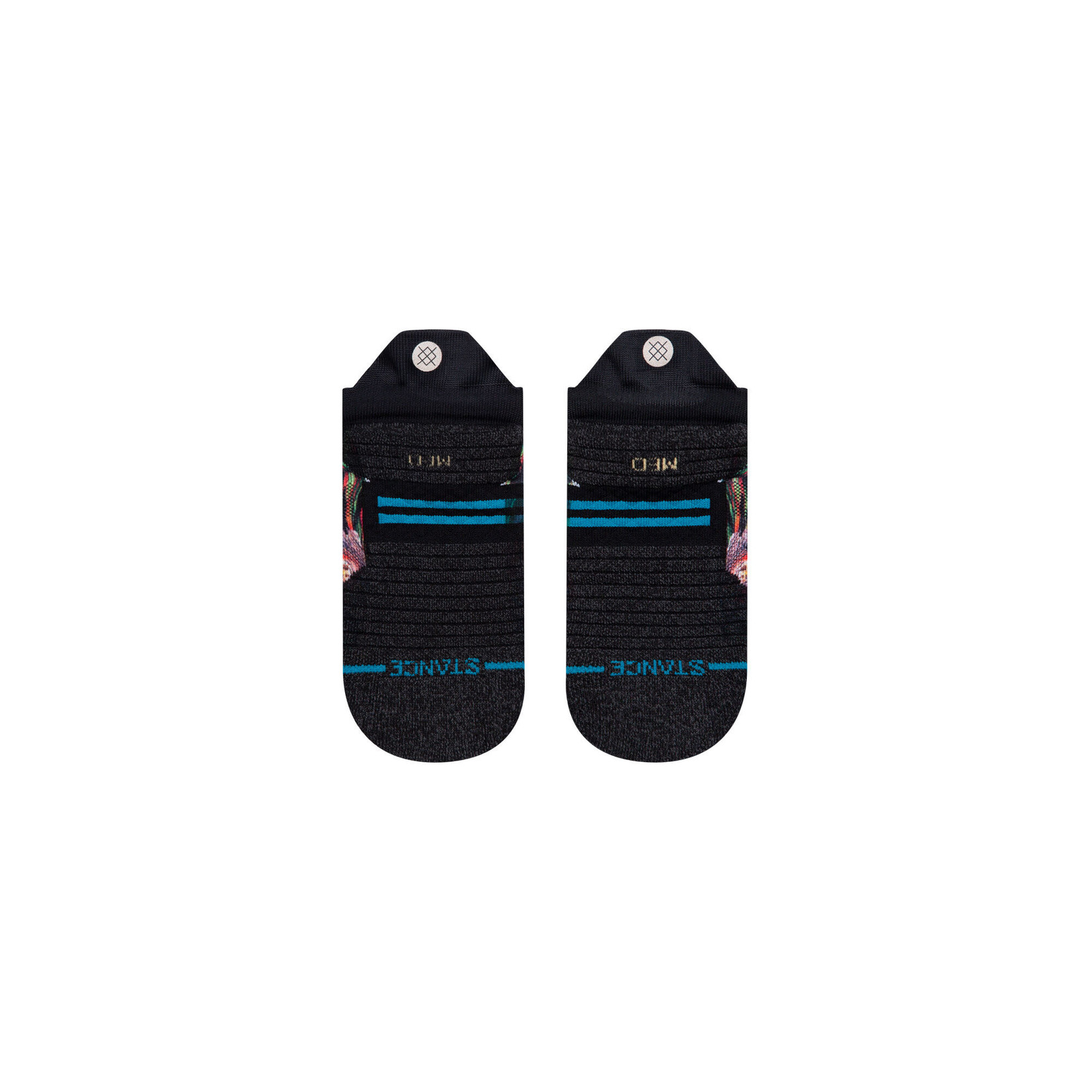 Stance Stance Womens Sock Trop It Low M (8-10.5)