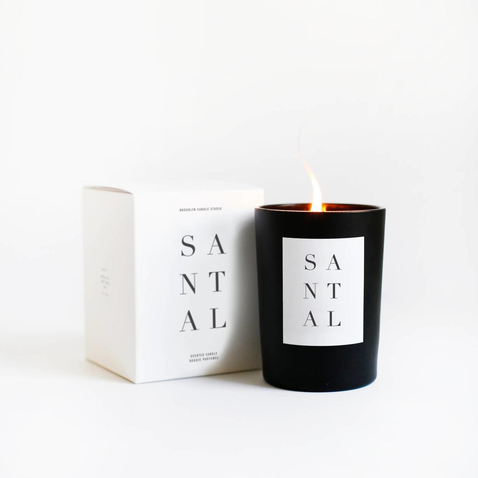Brooklyn Candle Studio Brooklyn Candle Studio Noir Santal Candle