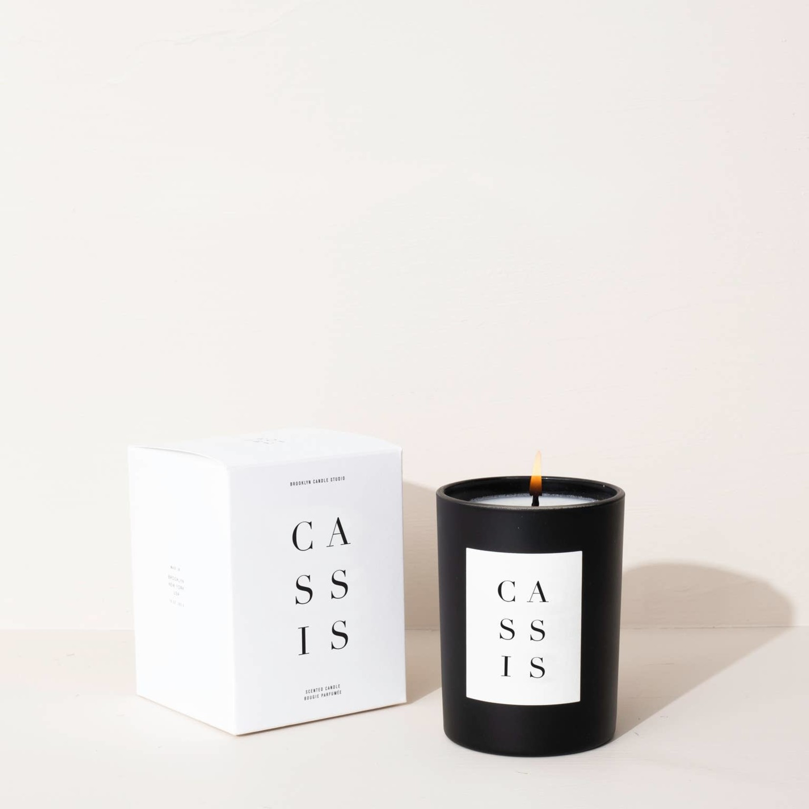 Brooklyn Candle Studio Brooklyn Candle Studio Noir Cassis Candle