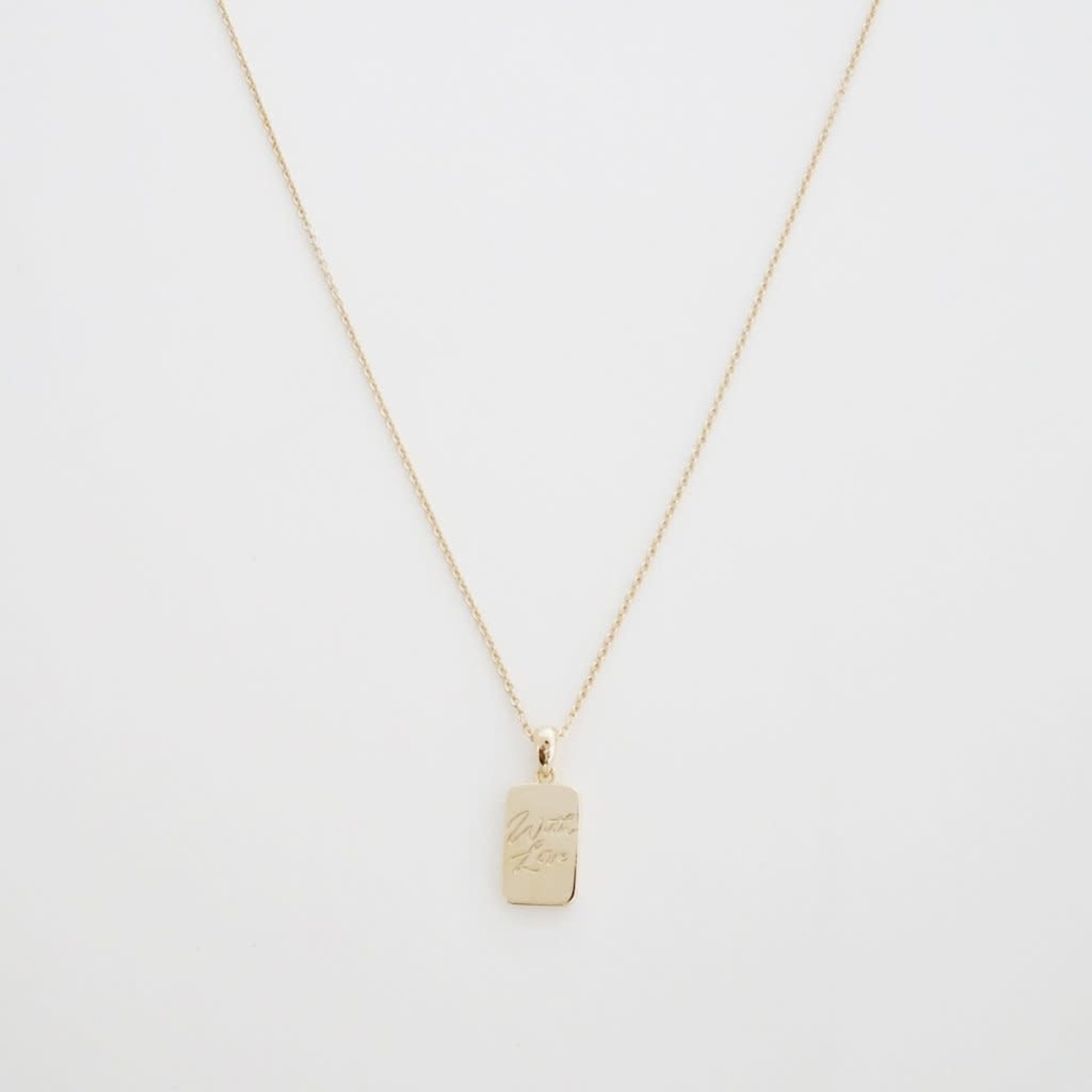 Honeycat Jewelry Honeycat Moonlight Pendant Necklace