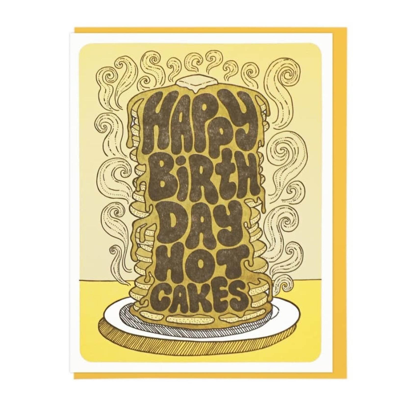 Lucky Horse Press Lucky Horse Birthday Happy Bday Hot Cakes