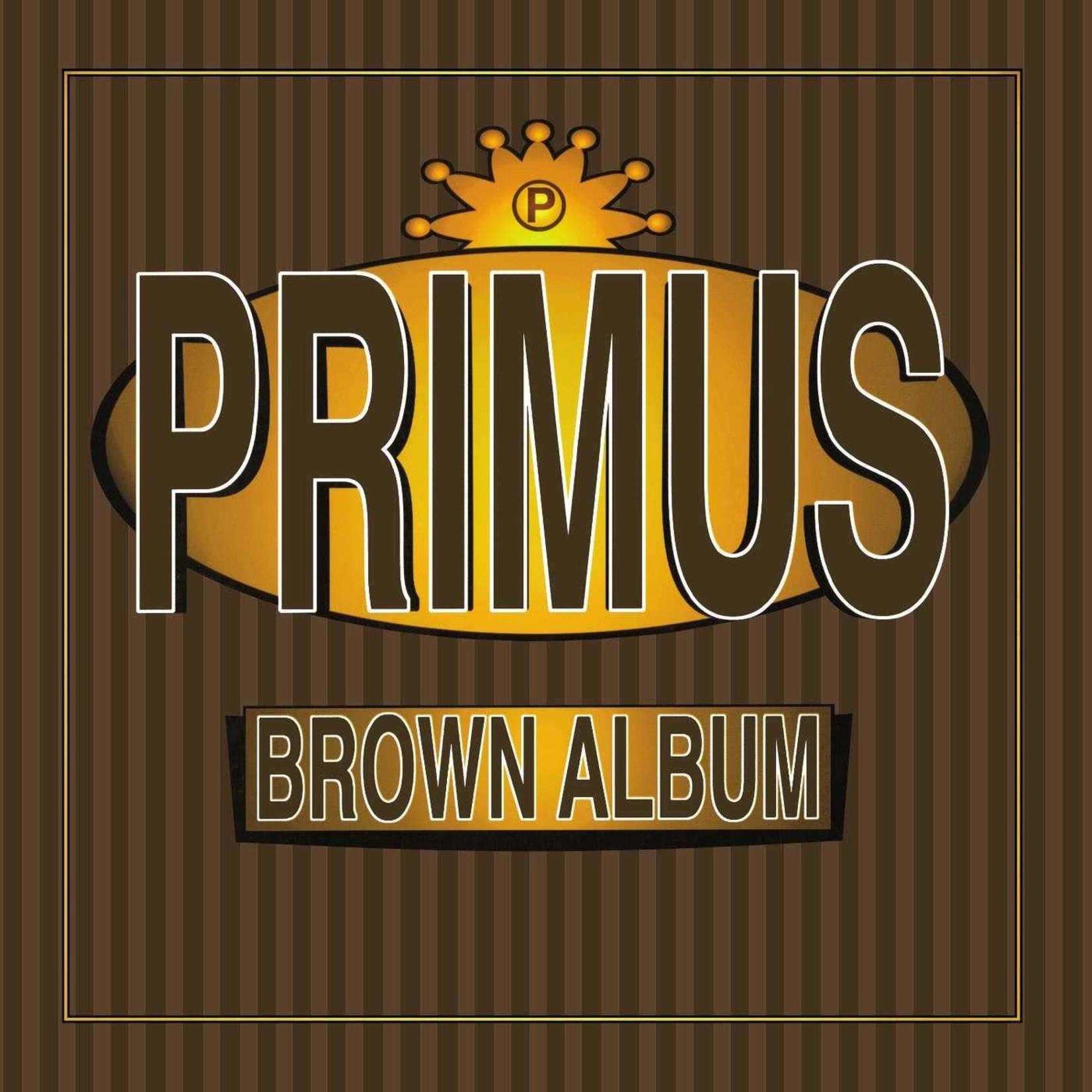 AMS - Record Primus - Brown Album