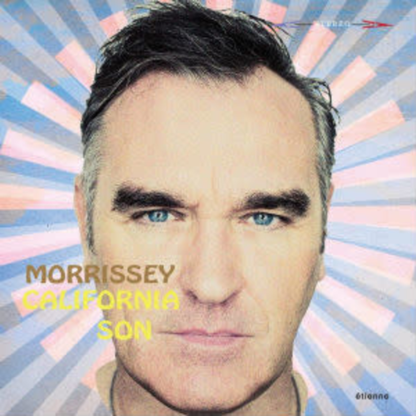 AMS - Record Morrissey - California Son