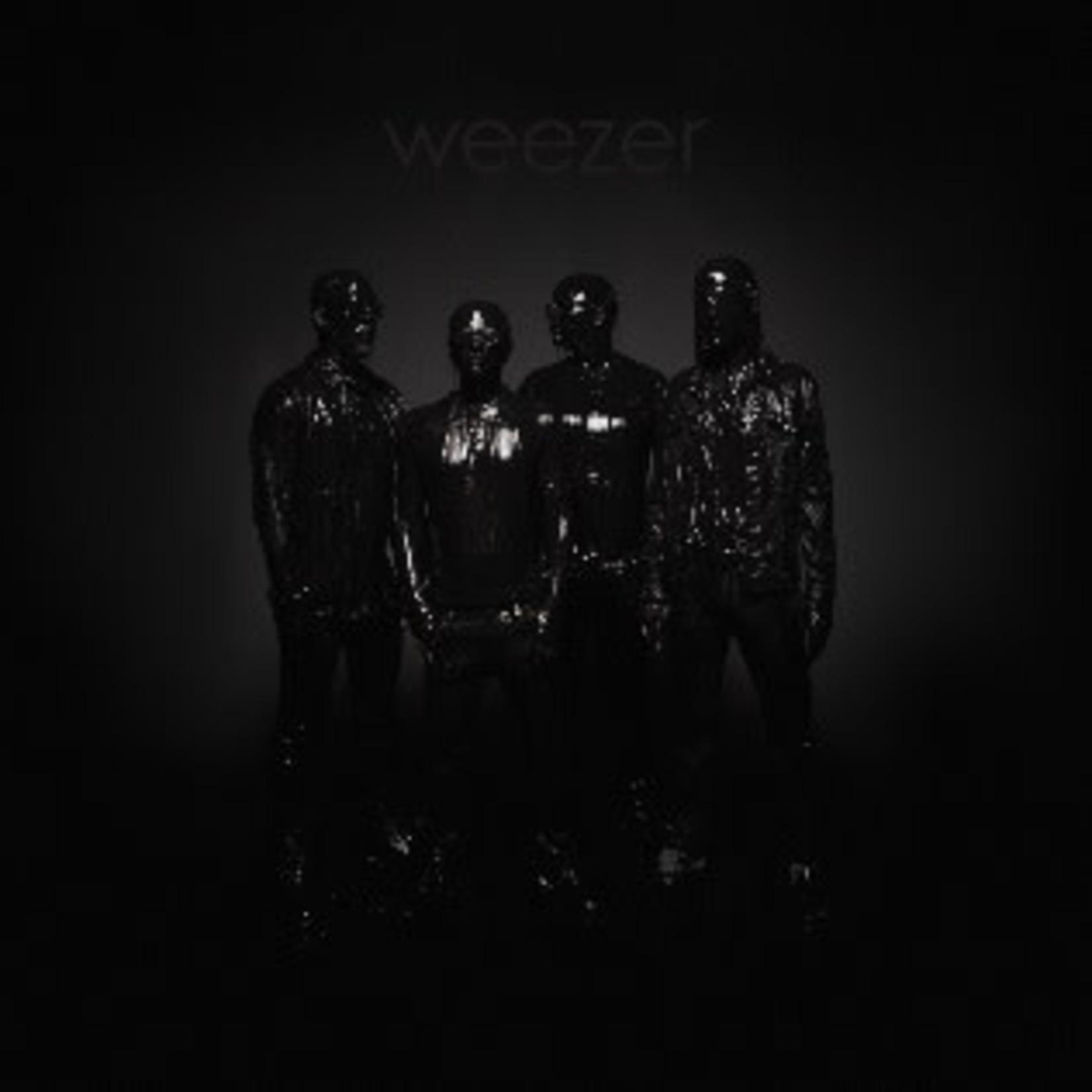 AMS - Record Weezer - Black Album