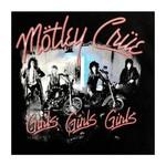 AMS - Record MOTLEY CRUE / GIRLS GIRLS GIRLS (ULTRA CLEAR MARBLED VINYL)