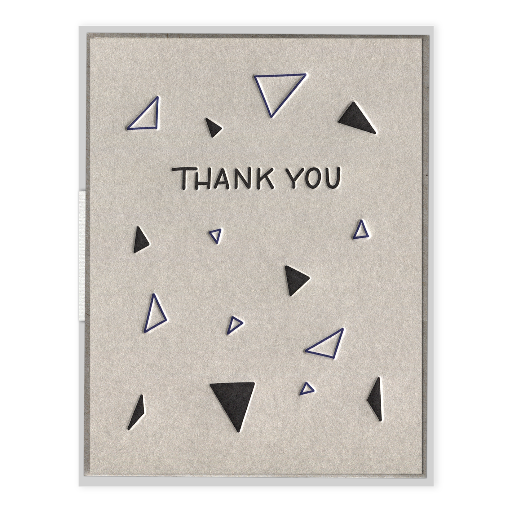 Ink Meets Paper Ink Meets Paper Thank You Triangles