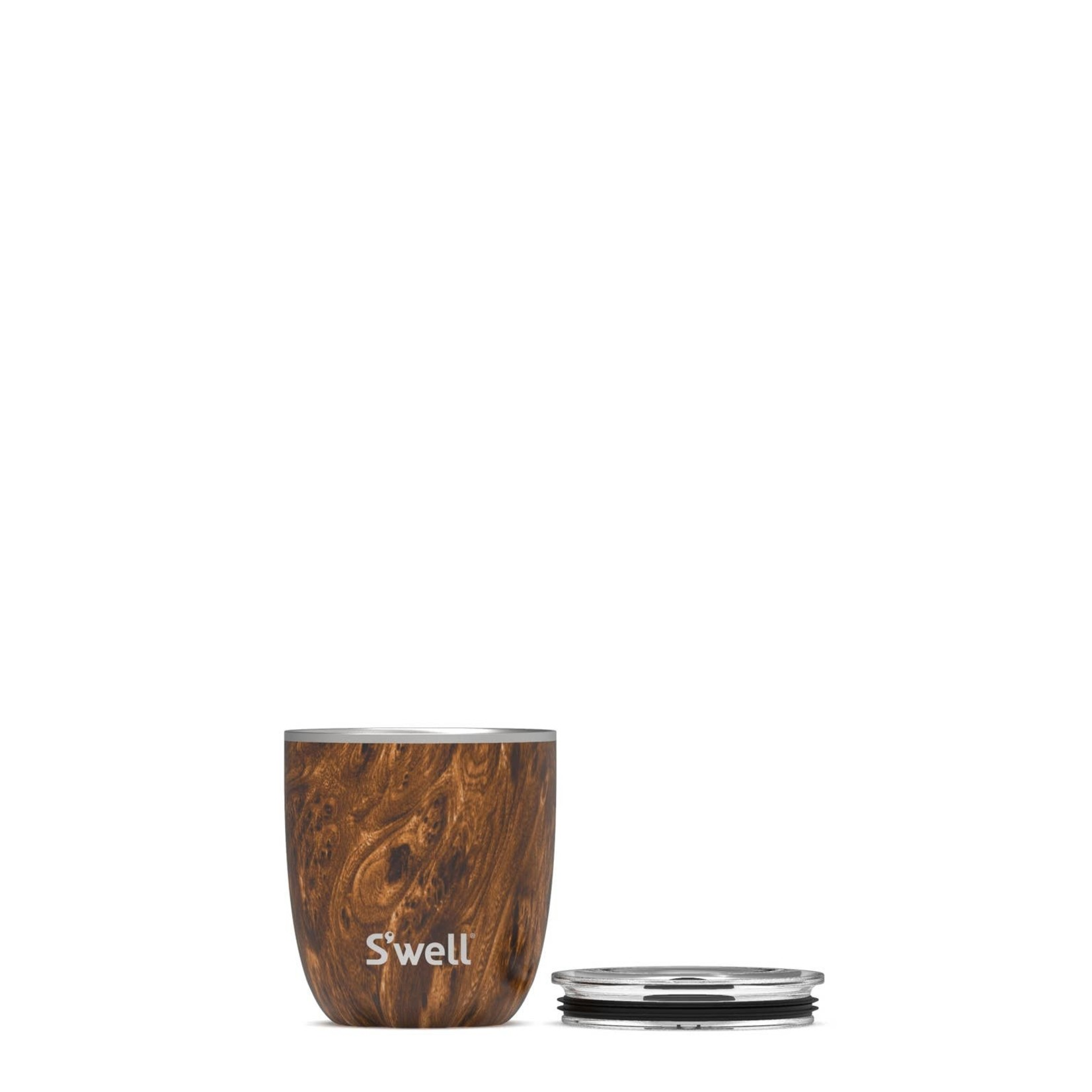 S'well S'well Bottle 10oz Tumbler w/Lid Teakwood