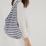 Baggu Baggu Reusable Bag Standard Sailor Stripe