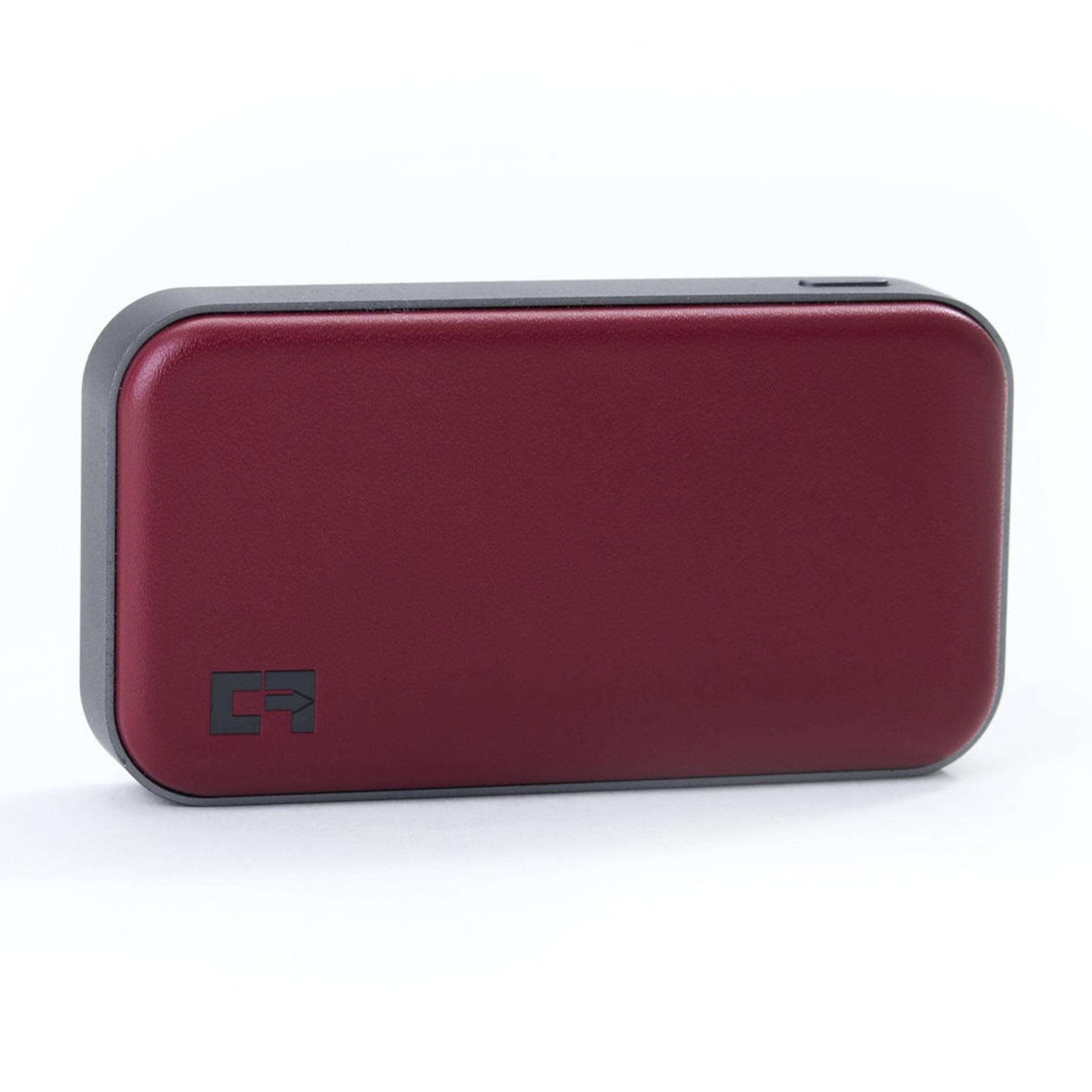 Capture Flow Capture Flow Mighty Sound Speaker Oxblood