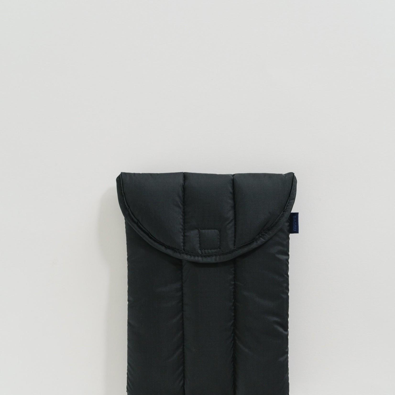 """Baggu Baggu Puffy Tablet Sleeve 8"""" Black"""