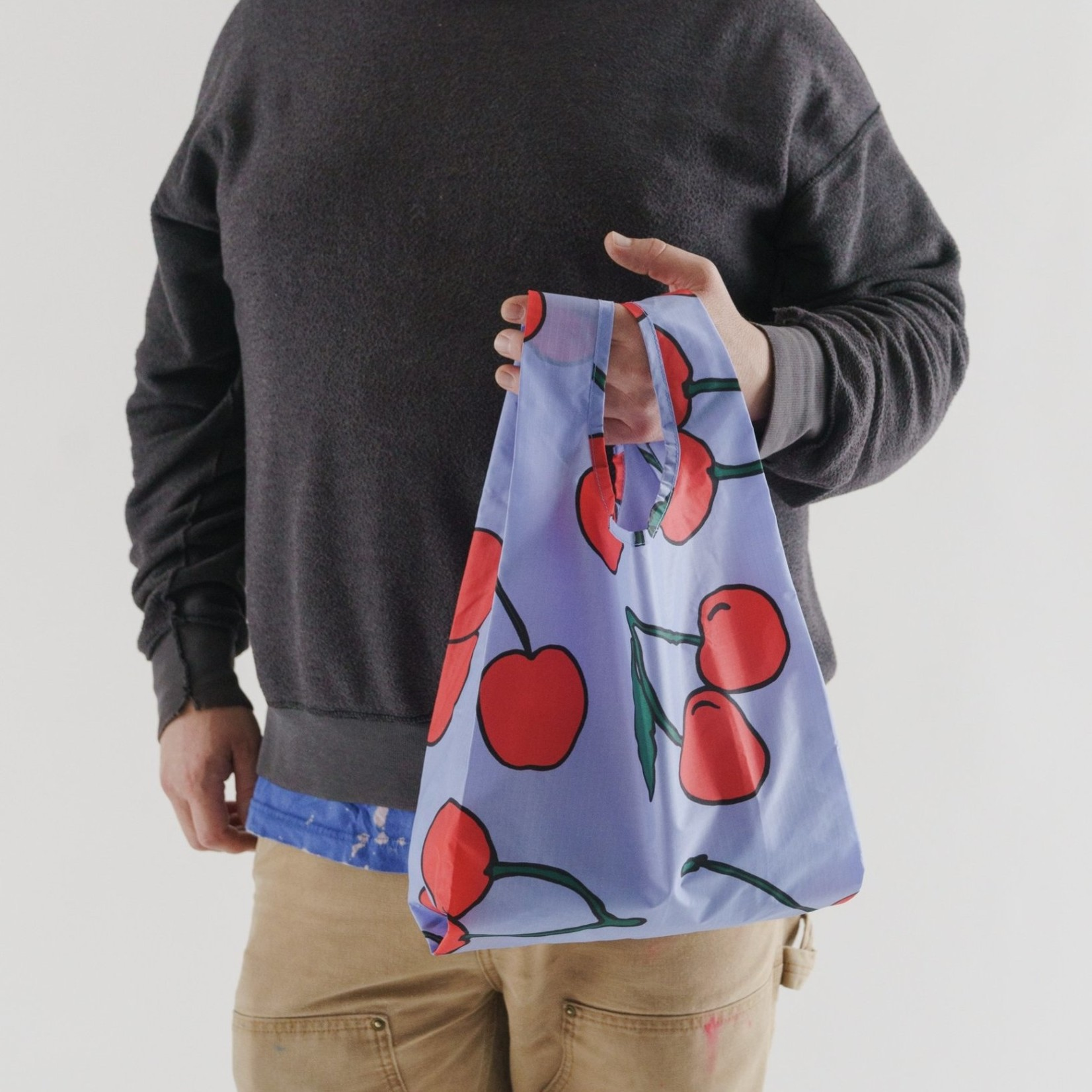 Baggu Baggu Reusable Bag Baby Big Cherry