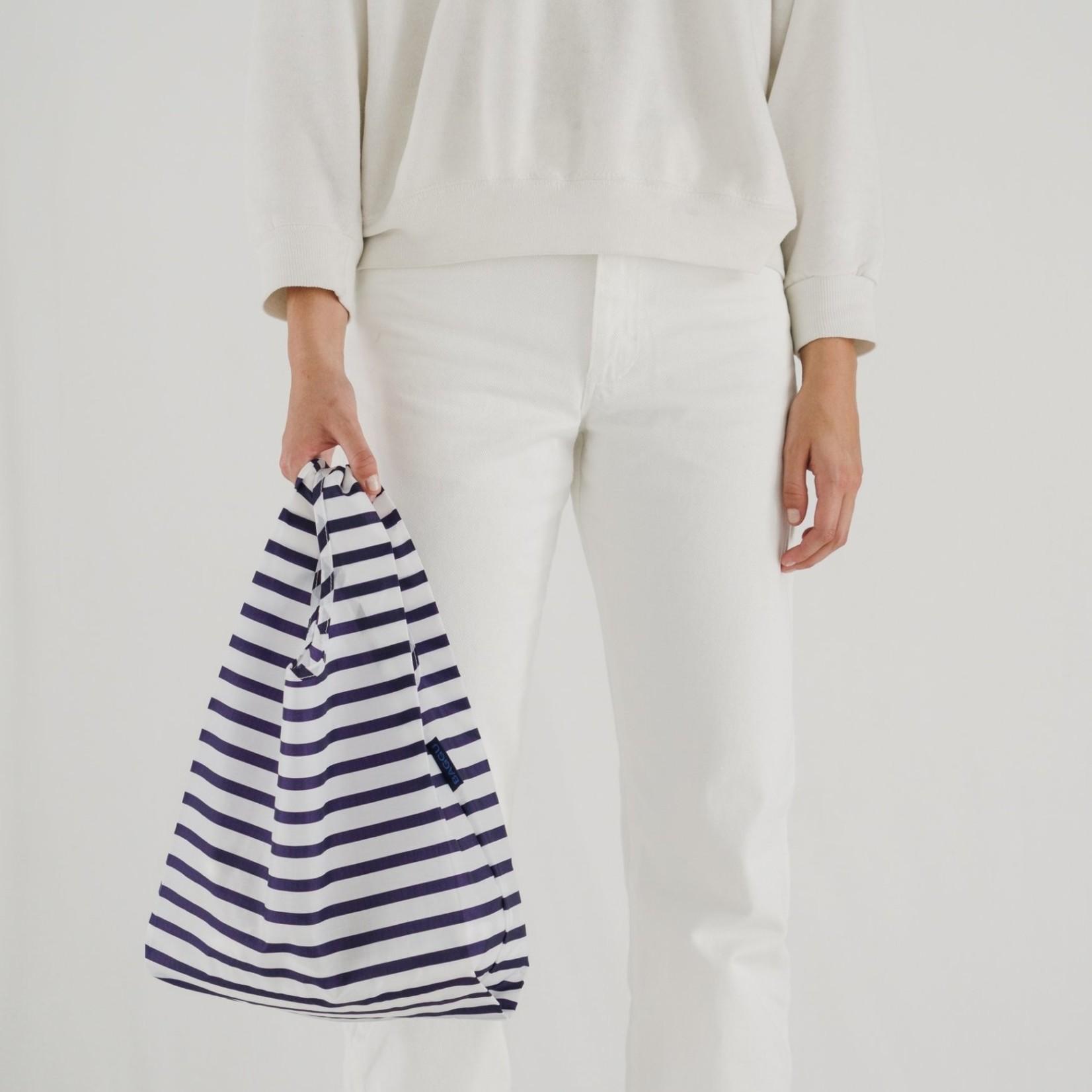 Baggu Baggu Reusable Bag Baby Sailor Stripe