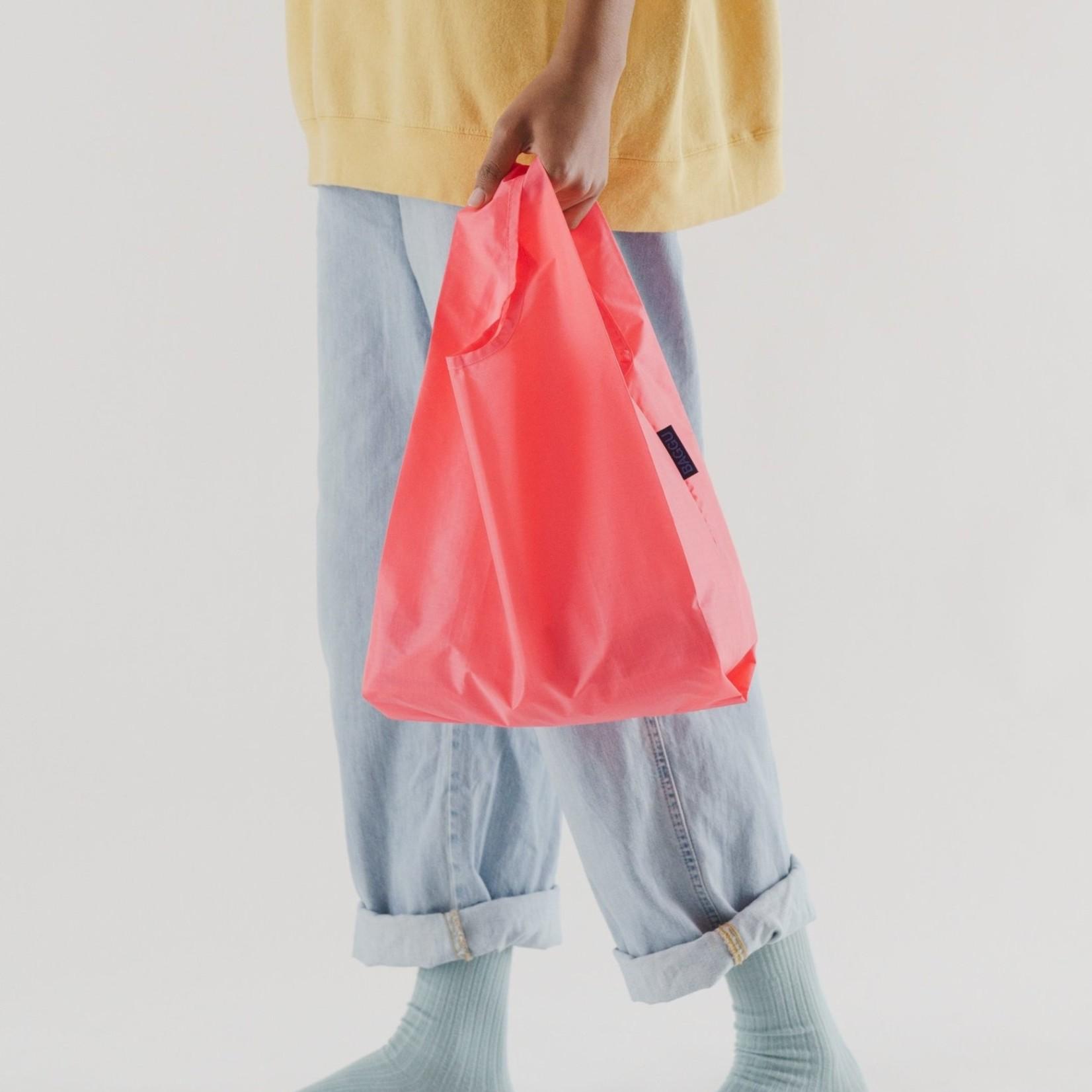 Baggu Baggu Reusable Bag Baby Watermelon Pink